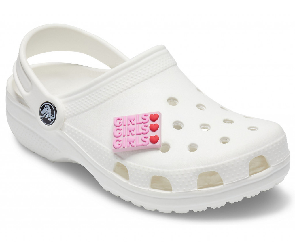 Джибитс шармс CROCS Girls Girls Girls, Артикул: 10007522, фото 1