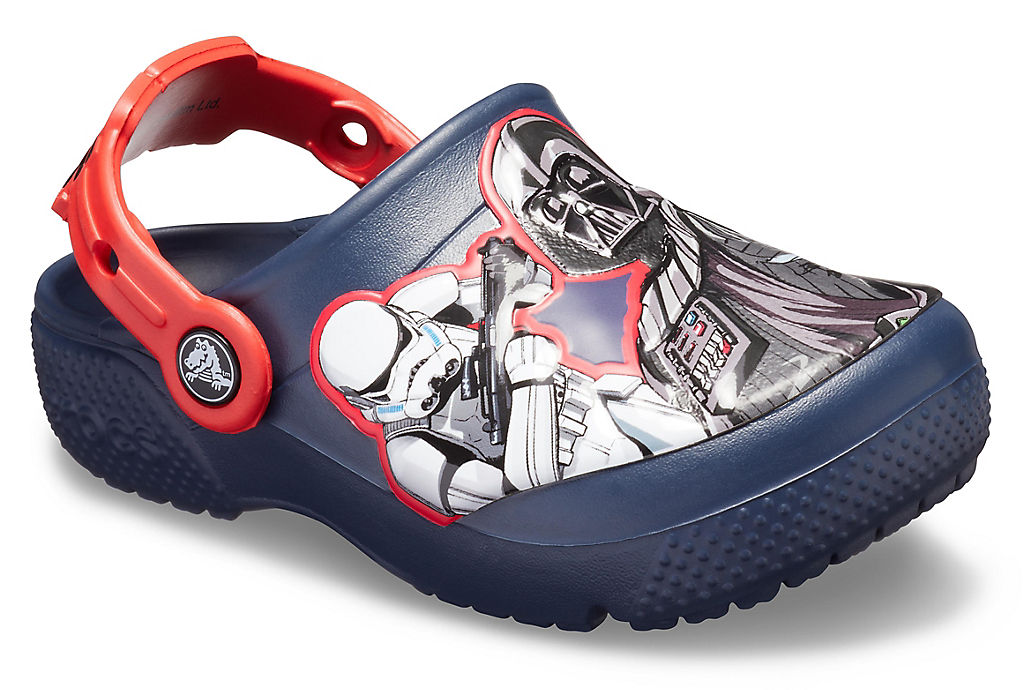Купить со скидкой Kids' Crocs Fun Lab Star Wars Dark Side Clog