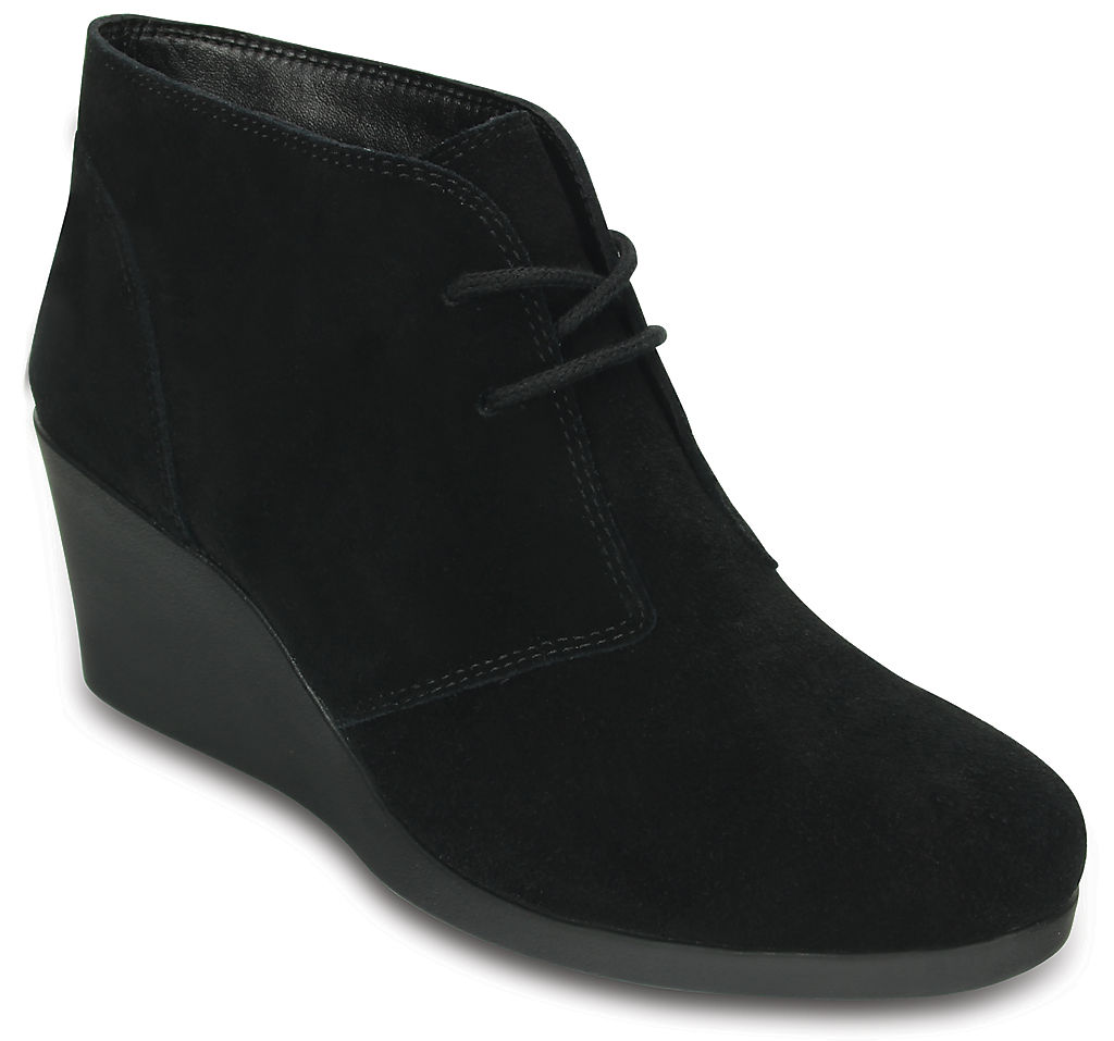 Купить со скидкой Women's Leigh Suede Wedge Shootie