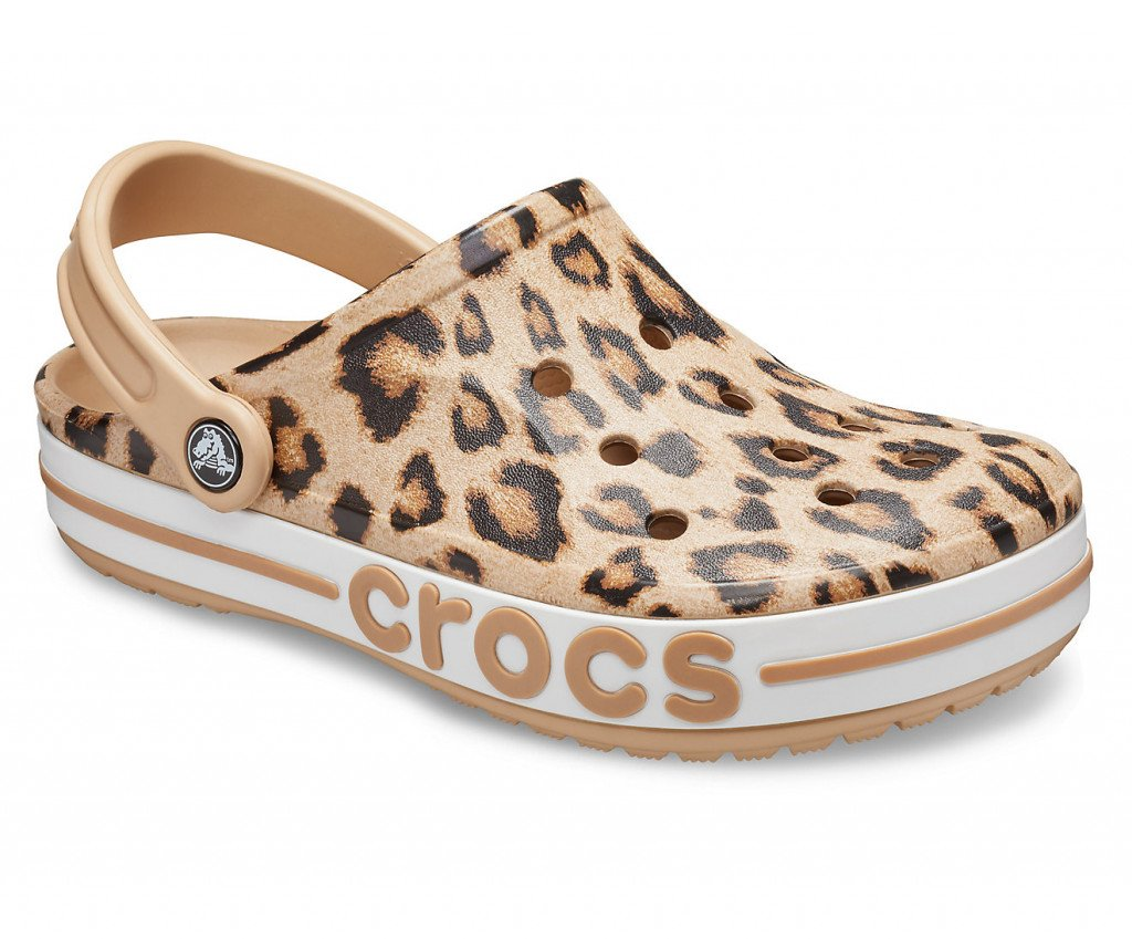 Сабо CROCS Bayaband Seasonal Printed Clog, Артикул: 206232, фото 0