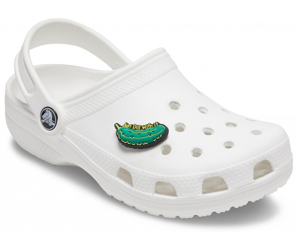 Джибитс шармс CROCS Just Dill With It Pickle, Артикул: 10007954, фото 1