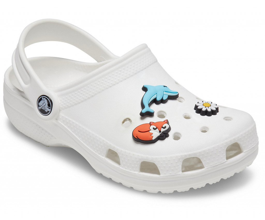 Джибитс шармс CROCS Clever and Cute 3 Pack, Артикул: 10007829, фото 0