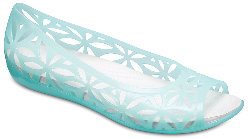 Women's Crocs Isabella Jelly II Flats