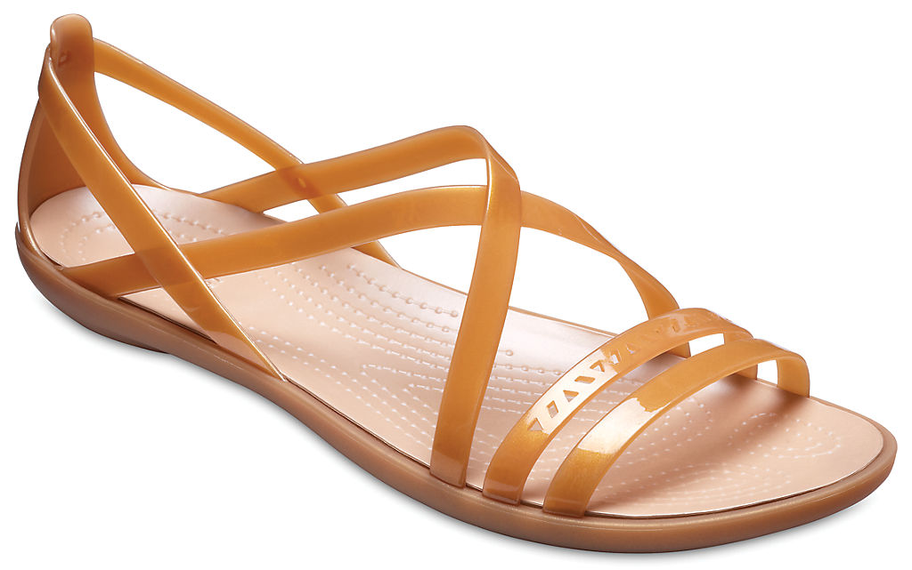 Купить со скидкой Women's Crocs Isabella Cut-Out Strappy Sandals