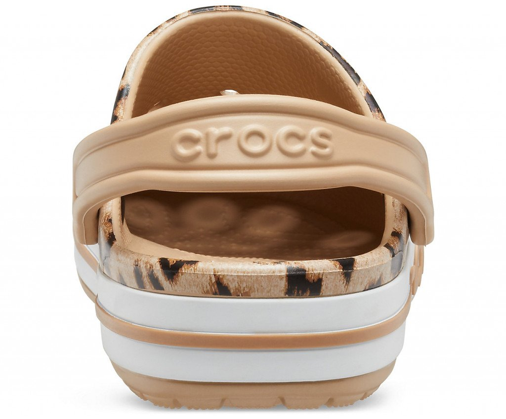 Сабо CROCS Bayaband Seasonal Printed Clog, Артикул: 206232, фото 5