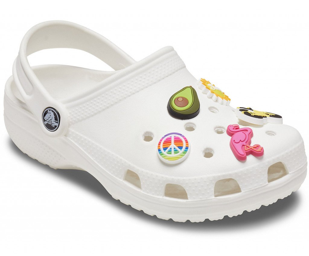 Джибитс шармс CROCS JibbitzSunnyDays5Pack, Артикул: 10008034, фото 1
