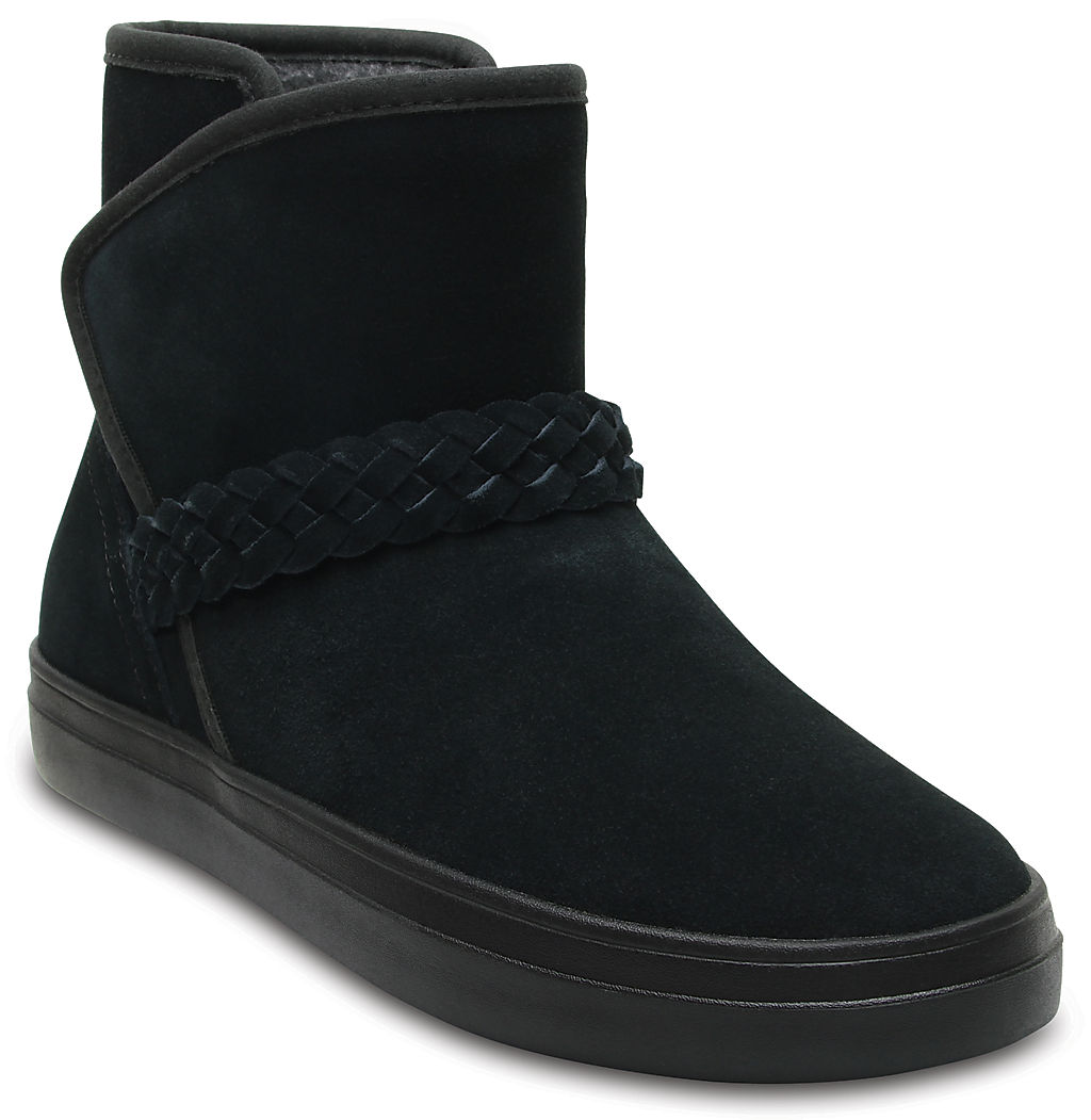 Фото #1: Women's LodgePoint Suede Bootie