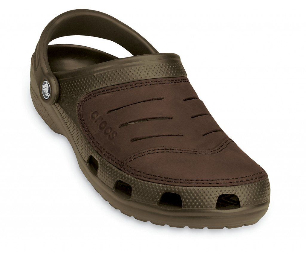 Сабо мужские CROCS Men's Bogota Clog Chocolate/Chocolate арт. 11038