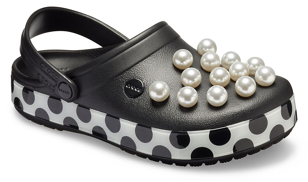 Crocband™ Timeless Clash Pearls Clog