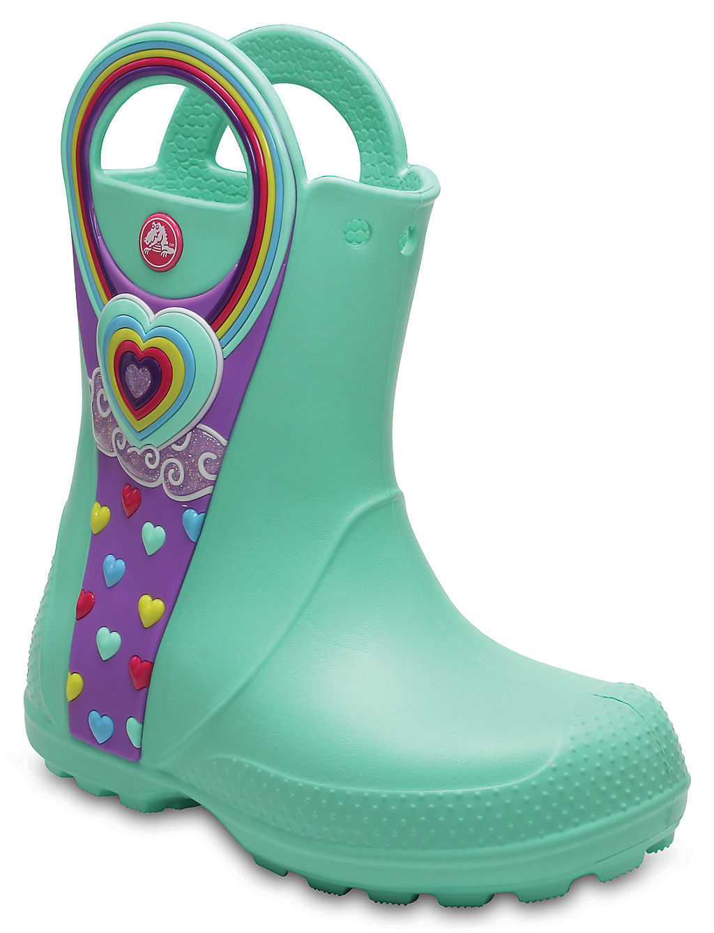 Kids' Handle It Graphic Boots