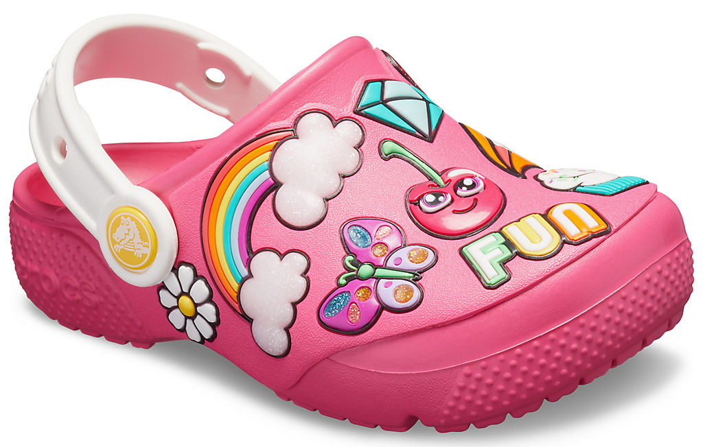 Kids' Crocs Fun Lab Playful Patches Clog