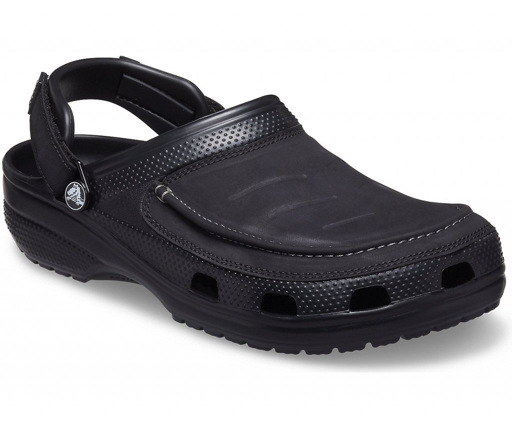 Сабо мужские CROCS Men\'s Yukon Vista II Clog Black арт. 207142