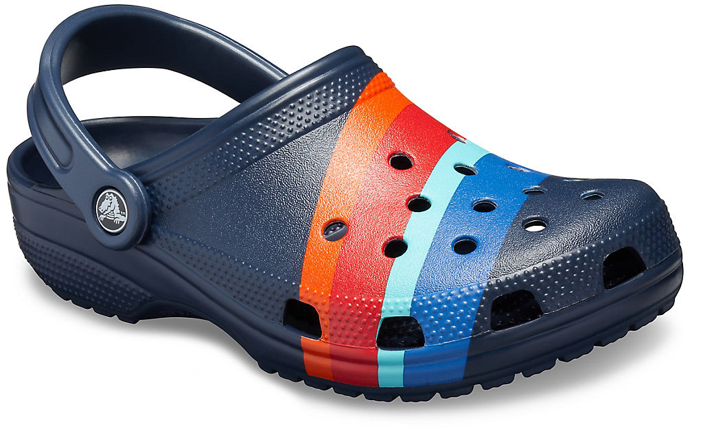Classic Seasonal Graphic Clog CROCS