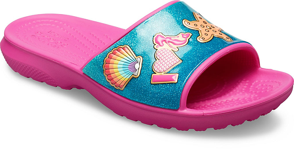 Kids' Crocs Fun Lab Beach Fun Slide