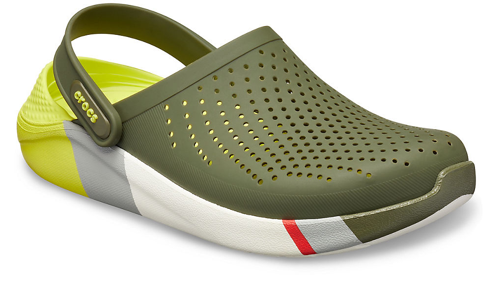 LiteRide™ Colorblock Clog CROCS