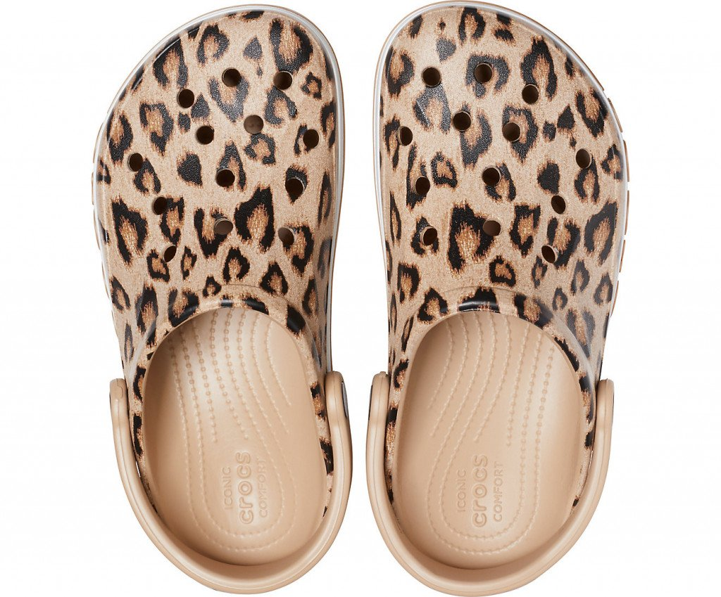 Сабо CROCS Bayaband Seasonal Printed Clog, Артикул: 206232, фото 2